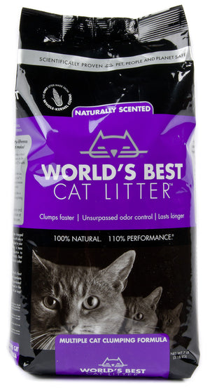 World's Best Cat Litter Scented Formula