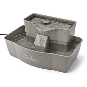 Drinkwell Multi-Tier Watering Fountain for Pets