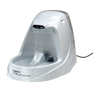 Drinkwell Platinum Watering Fountain for Pets