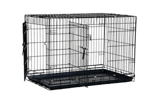 Precision Pet Great Crate 2-Door Pet Kennel