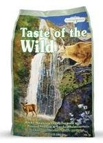 Taste of The Wild Rocky Mountain Roasted Venison & Smoked Salmon Dry Cat Food