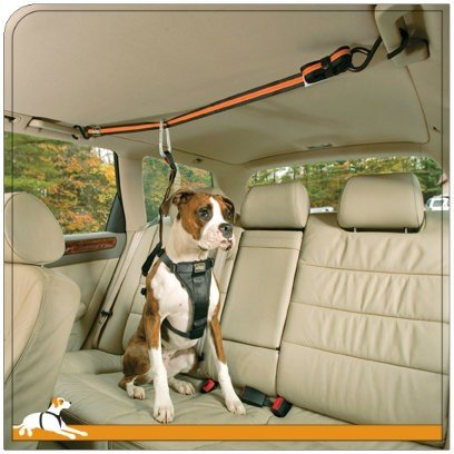 Kurgo Car and Truck ZipLine Dog Safely Device