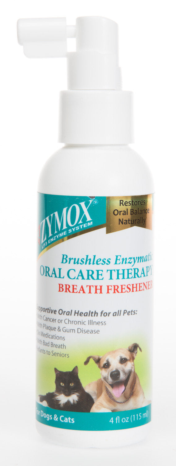 Zymox Oral Care Breath Freshener 4oz