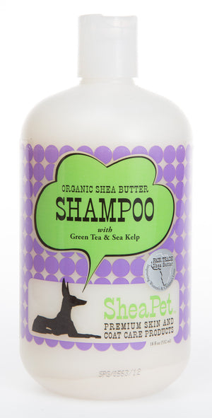 Earthbath Shea Butter Shampoo with Avocado