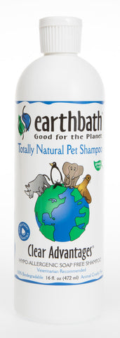 Earthbath Clear Advantages Shampoo