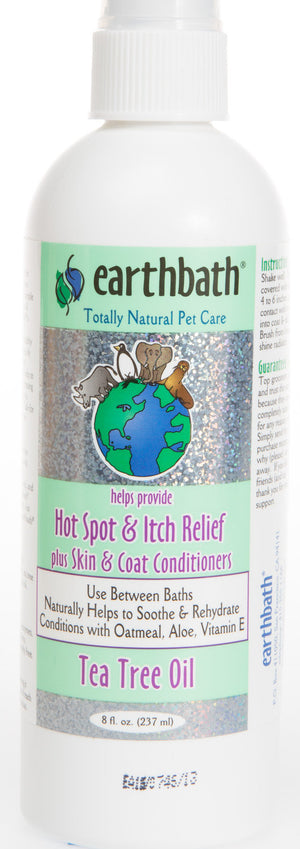 Earthbath Hot Spot Itch Relief Spray