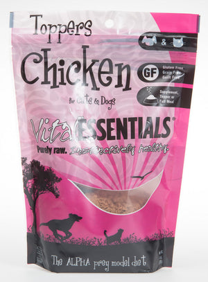 Vital Essentials Chicken Topper