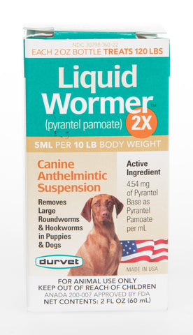 DurVet Broad Spectrum DeWormer