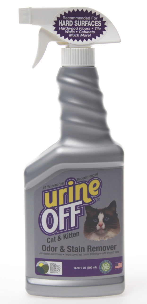 Urine Off for Cats and Kittens