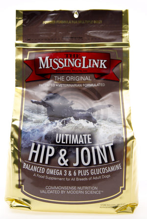 The Missing Link Hip & Joint Supplement for Dogs