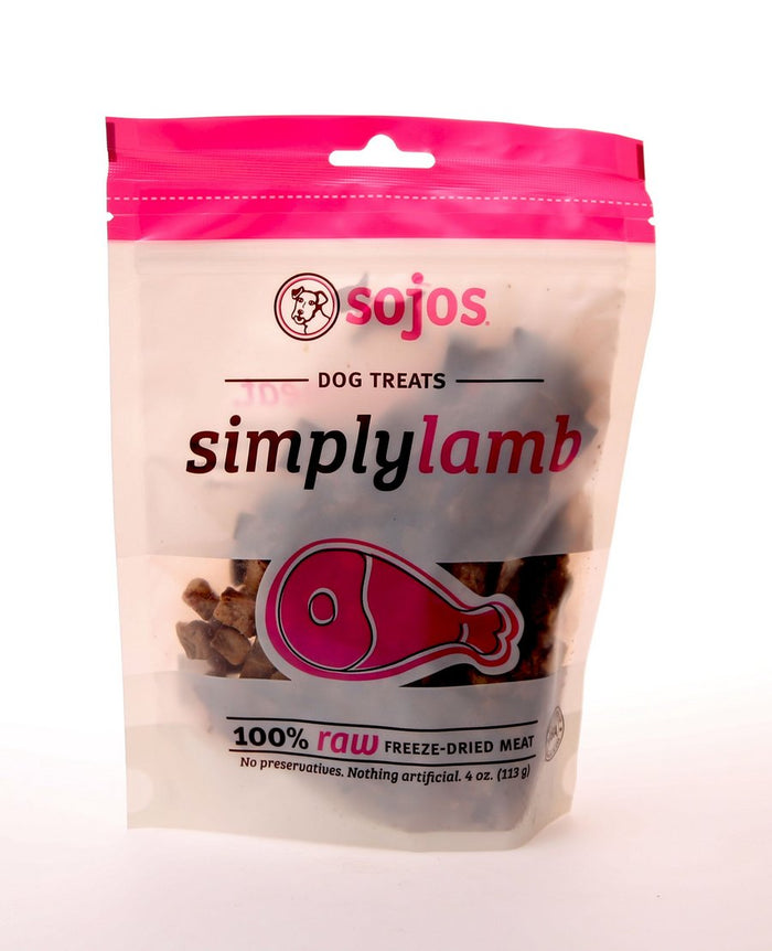 Sojos Simply Freeze-Dried Lamb Treats