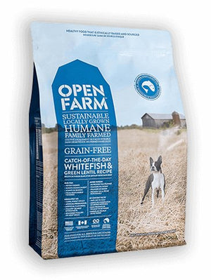 Open Farm Grain Free Whitefish Dog Food