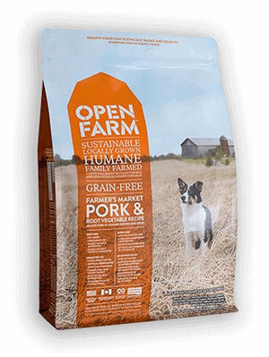 Open Farm Farmer's Table Pork Dog Food