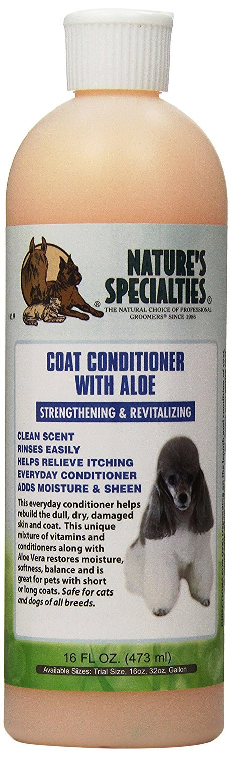 Nature's Specialties Coat Conditioner for Pets
