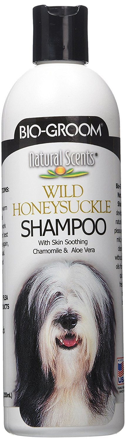 Bio-Groom Natural Scents Wild Honeysuckle Scented Shampoo
