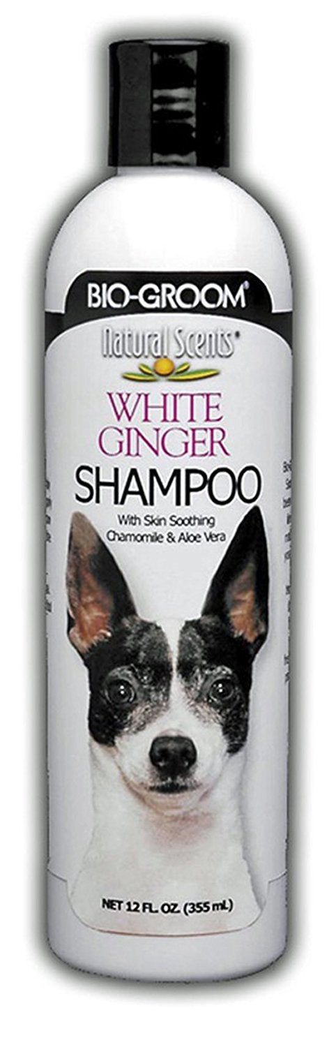 Bio-Groom Natural Scents White Ginger Scented Shampoo