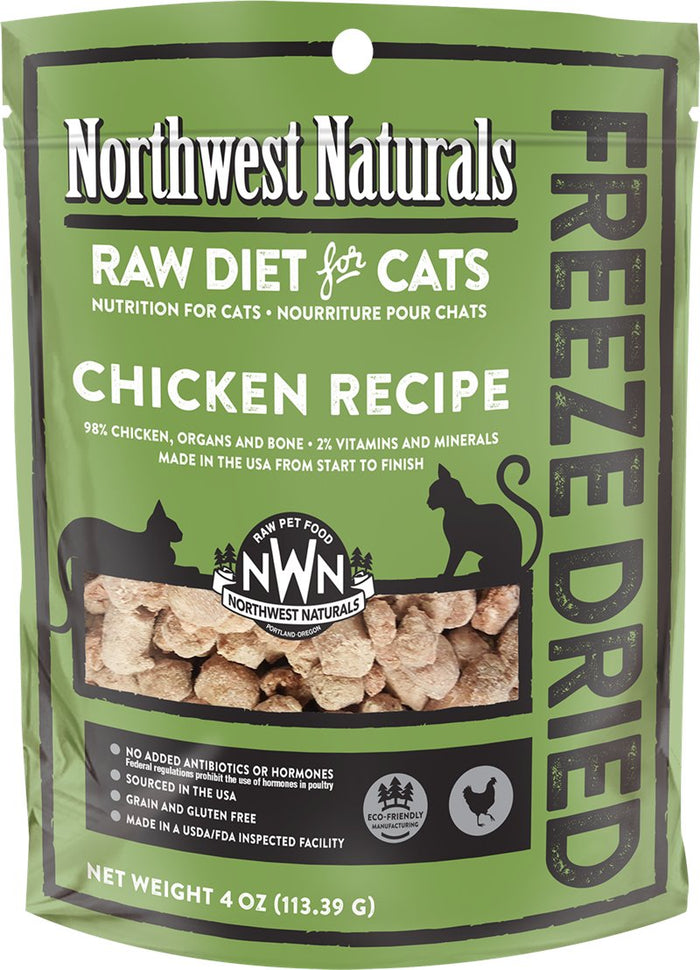 Northwest Naturals Freeze Dried Chicken Cat Nibbles