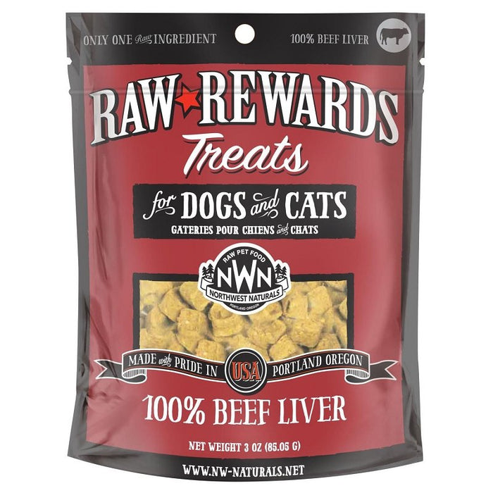 Northwest Naturals 100% Beef Liver Treats