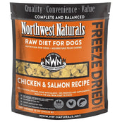 Northwest Naturals Freeze-Dried Chicken & Salmon Dog Food