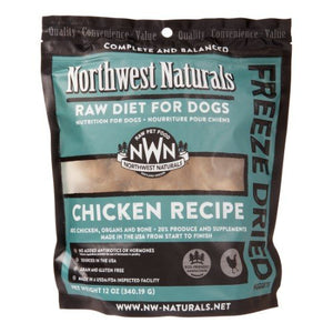 Northwest Natural Freeze-Dried Chicken Dog Food