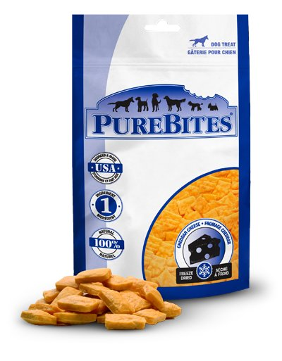 PureBites Freeze Dried Cheddar Cheese Treats