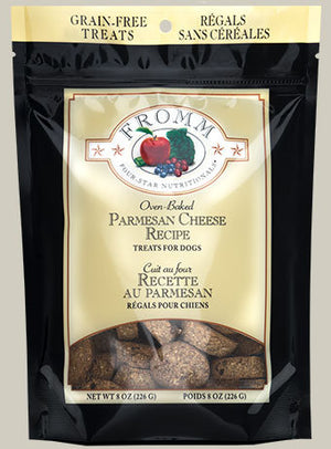 Fromm Parmesan Cheese Treats