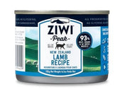 ZiwiPeak Moist Lamb For Cats 6.5oz