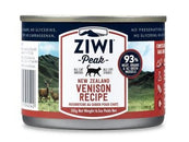 ZiwiPeak Venison Cat Food Can 6.5oz