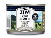 ZiwiPeak Moist Beef For Cats 6.5oz