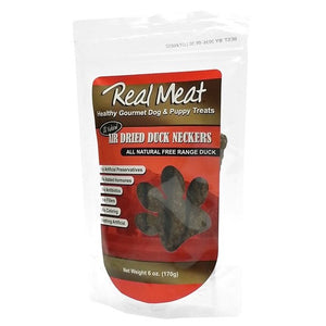 Real Meat Duck Neckers