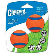 Chuckit Ultra Ball Small 2 Pack