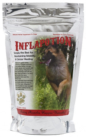 Glacier Peak Holistic Inflapotion Powder for Dogs