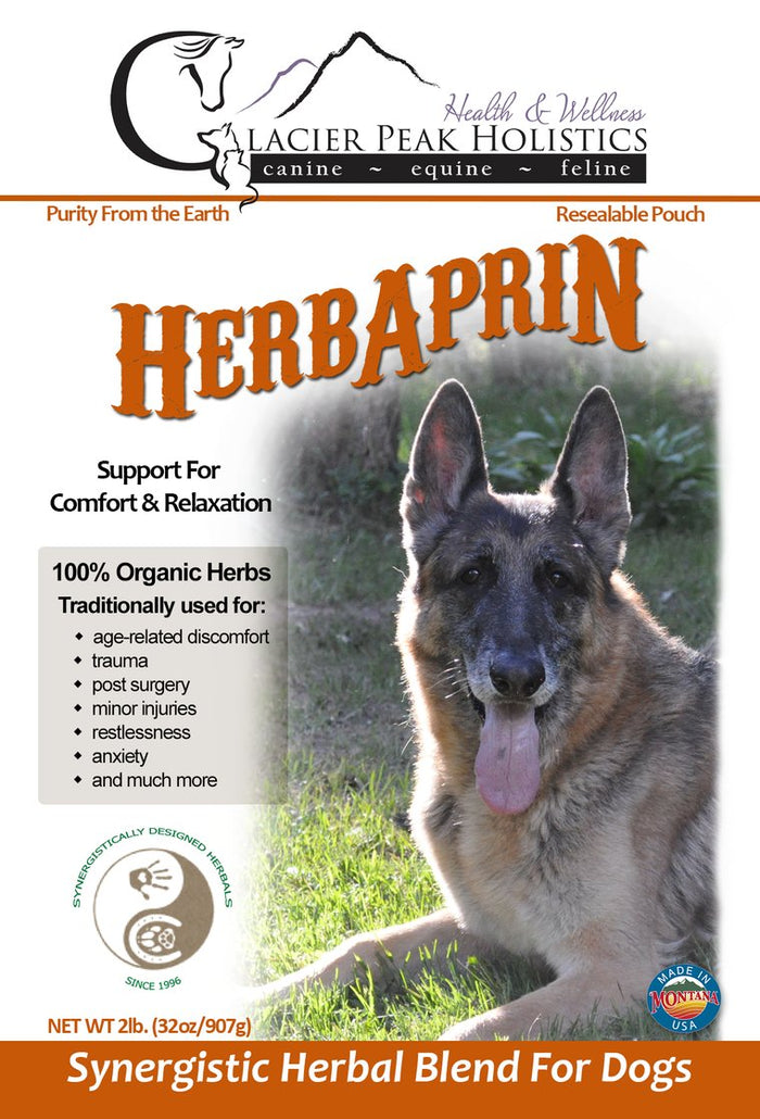 Glacier Peak Holistic HerbAprin Powder for Dogs