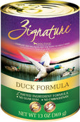 Zignature Grain Free Duck Can 13oz