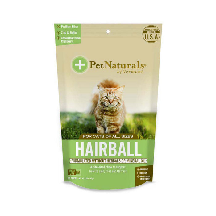 Pet Naturals Cat Hairball Chews