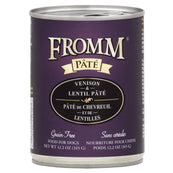 Fromm Venison and Lentil Pate 12.2oz Grain Free Dog Can