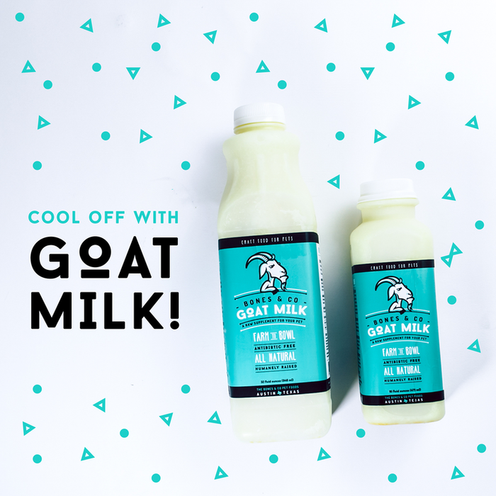 Bones & Co Goat Milk FOR CURBSIDE AND DELIVERY ONLY