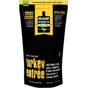 Raw Bistro Turkey -ONLY FOR CURBSIDE OR DELIVERY-