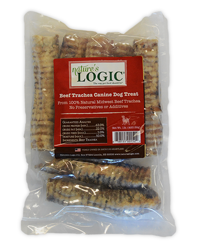 Nature's Logic Beef Trachea Chews