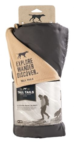 Tall Tails Travel Picnic Dog Blanket