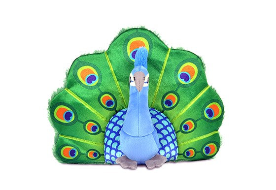 Pet Play Percy The Peacock