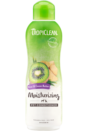 TropiClean Kiwi Scented Moisturizing Conditioner