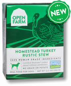 Open Farm Homestead Turkey Rustic Stew 12.5oz