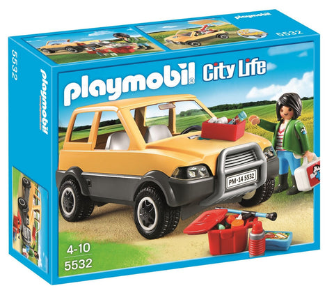Playmobil - Vet with SUV - 5532 - Bunyip Toys - 1