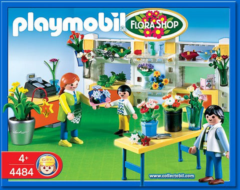 Playmobil - Flower Shop - 4484 - Bunyip Toys