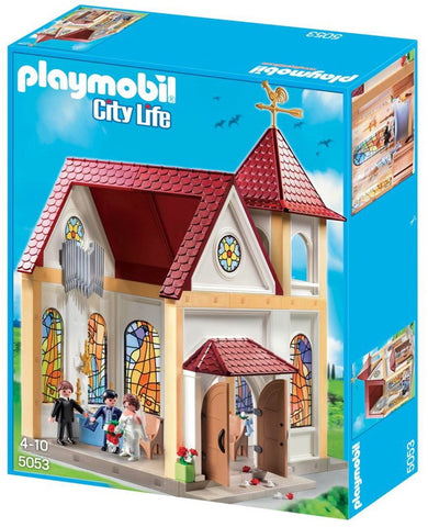 Playmobil - Church - 5053 - Bunyip Toys - 1