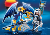 Playmobil - Ice Dragon and Warrior - 5464 - Bunyip Toys - 3