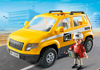 Playmobil - Site Foreman With Car - 5470 - Bunyip Toys - 3