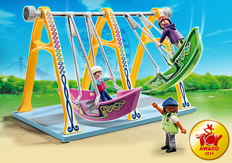 Playmobil - Double Swing - 5553 - Bunyip Toys