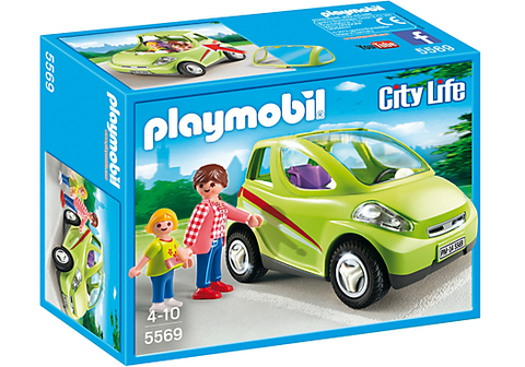 Playmobil - Small City Car - 5569 - Bunyip Toys - 1